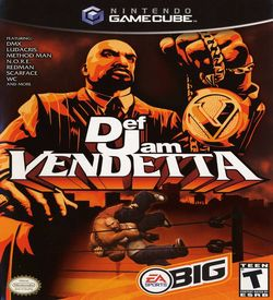 Def Jam Vendetta ROM