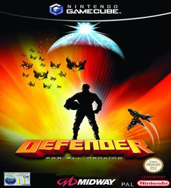 Defender For All Mankind ROM
