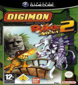 Digimon Rumble Arena 2 ROM