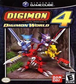 Digimon World 4 ROM