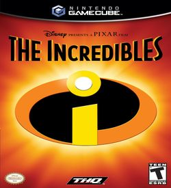 Disney Pixar Die Unglaublichen ROM