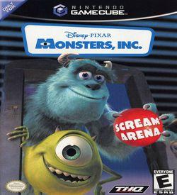 Disney Pixar Monsters Inc. Scream Arena ROM