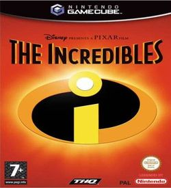 Disney Pixar The Incredibles ROM