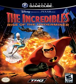 Disney Pixar The Incredibles Rise Of The Underminer ROM