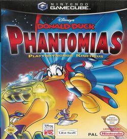 Disney's Donald Duck Phantomias Platyrhynchos Kineticus ROM