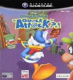 Disney's Donald Duck Quack Attack ROM