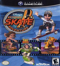 Disney's Extreme Skate Adventure ROM