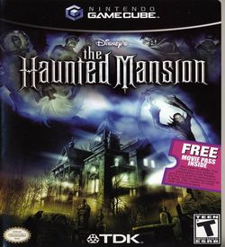 Disney's The Haunted Mansion ROM