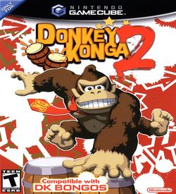 Donkey Konga 2 ROM
