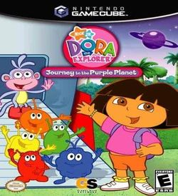 Dora The Explorer Journey To The Purple Planet ROM