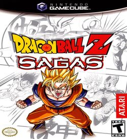 Dragon Ball Z Sagas ROM