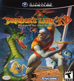 Dragon's Lair 3D Return To The Lair ROM