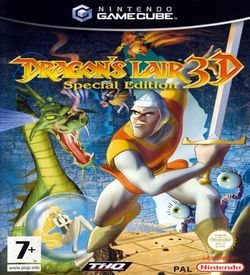 Dragon's Lair 3D Special Edition ROM