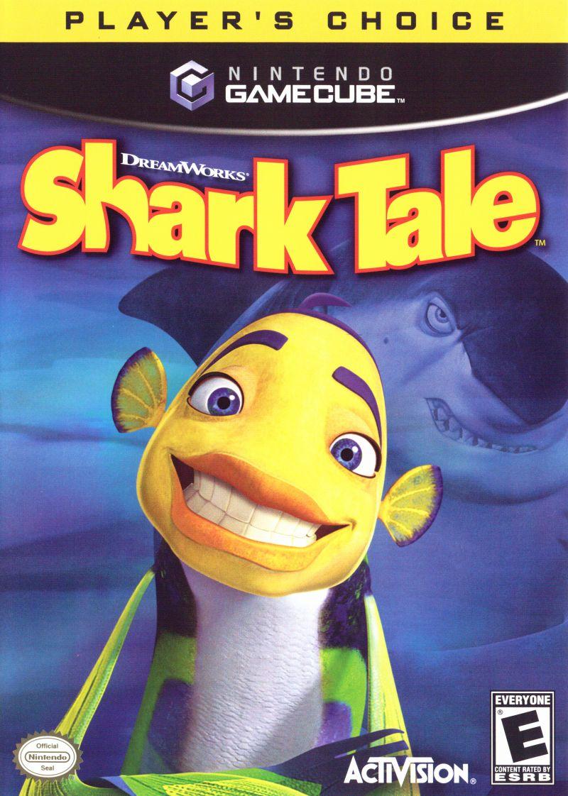 DreamWorks Grosse Haie Kleine Fische