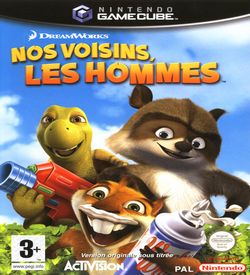 DreamWorks Over The Hedge ROM