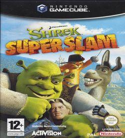 DreamWorks Shrek SuperSlam ROM