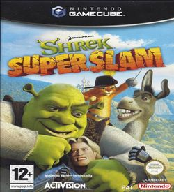 DreamWorks Shrek SuperSlam ROM