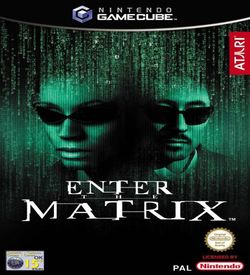 Enter The Matrix  - Disc #1 ROM
