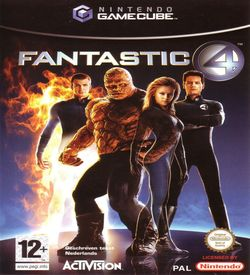 Fantastic 4 ROM