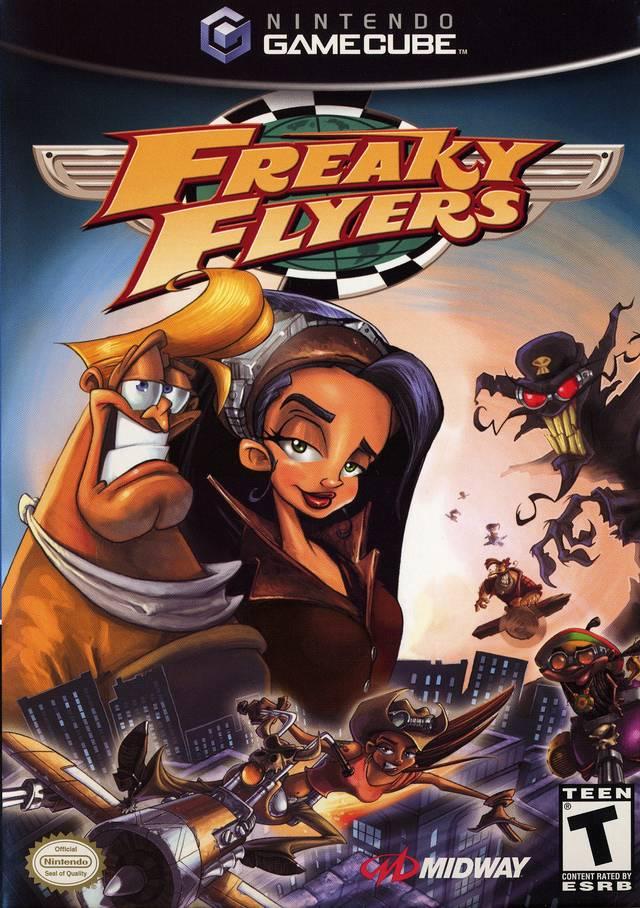 Freaky Flyers  - Disc #1