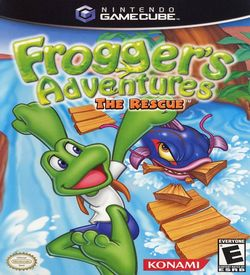 Frogger's Adventures The Rescue ROM
