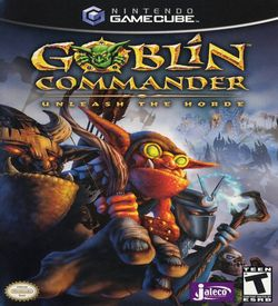 Goblin Commander Unleash The Horde ROM