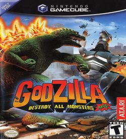 Godzilla Destroy All Monsters Melee ROM