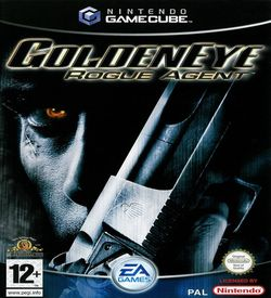 GoldenEye Rogue Agent  - Disc #1 ROM