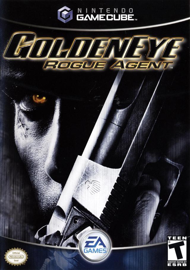 GoldenEye Rogue Agent  - Disc #2