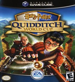 Harry Potter Quidditch World Cup ROM