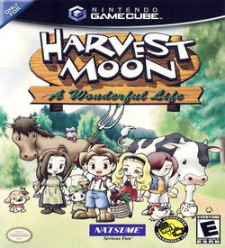 Harvest Moon A Wonderful Life ROM
