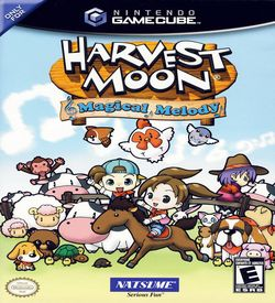 Harvest Moon Magical Melody ROM