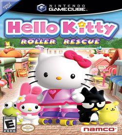 Hello Kitty Roller Rescue ROM
