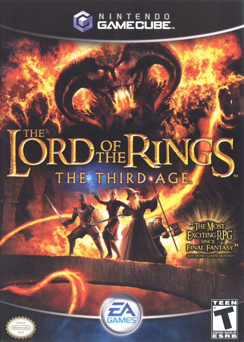 Herr Der Ringe Der Das Dritte Zeitalter  - Disc #1