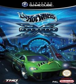 Hot Wheels Velocity X ROM