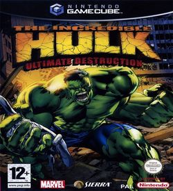 Incredible Hulk The Ultimate Destruction ROM