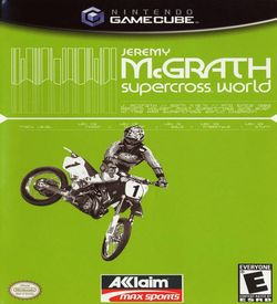 Jeremy McGrath Supercross World ROM