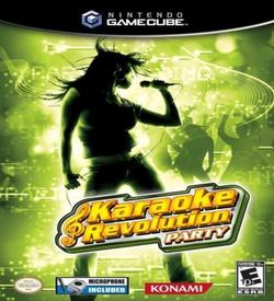 Karaoke Revolution Party ROM