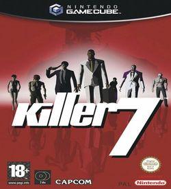 Killer 7  - Disc #1 ROM
