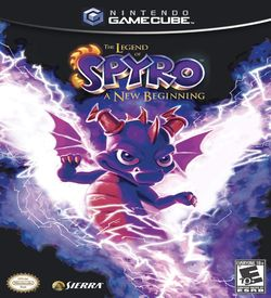 Legend Of Spyro The A New Beginning ROM