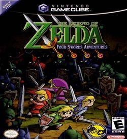 Legend Of Zelda The Four Swords Adventures ROM