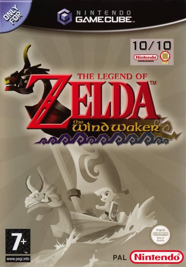 Legend Of Zelda The The Wind Waker
