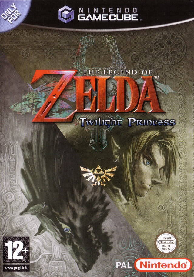 Legend Of Zelda The Twilight Princess