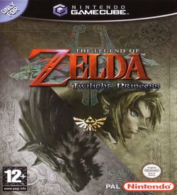Legend Of Zelda The Twilight Princess ROM