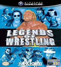 Legends Of Wrestling ROM