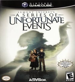 Lemony Snicket's A Series Of Unfortunate Events ROM