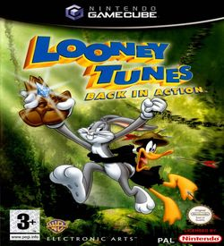 Looney Tunes Back In Action ROM