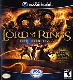Lord Of The Rings The The Third Age  - Disc #1 ROM