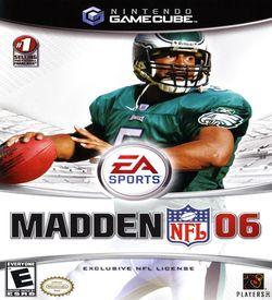 Madden NFL 06 ROM