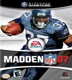 Madden NFL 07 ROM